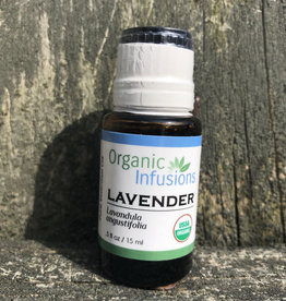Organic Infusions Lavender - High Altitude
