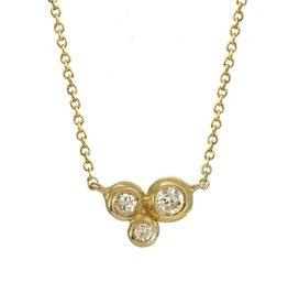 Triple Constellation Necklace