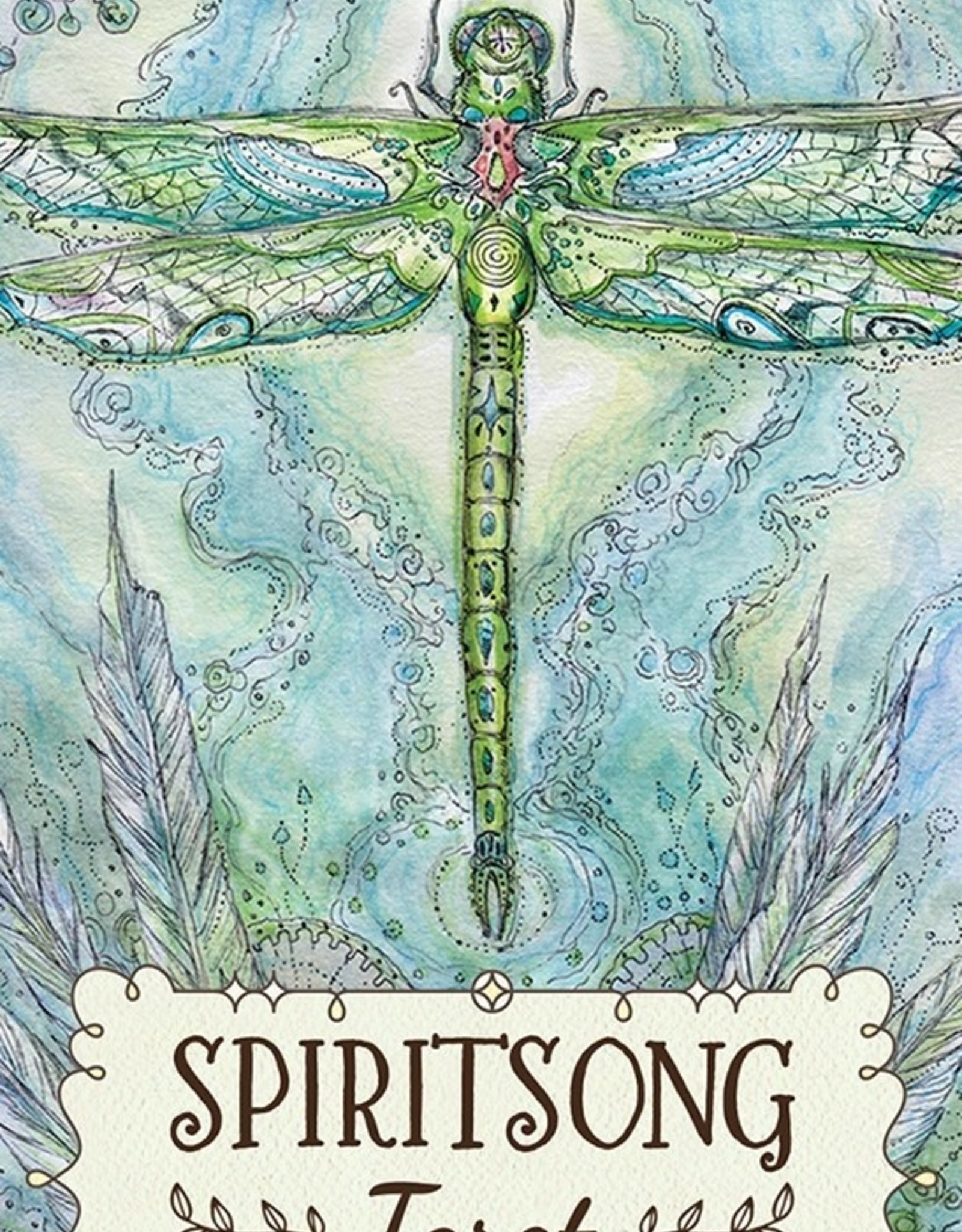 U.S. Games Systems, Inc. Spiritsong Tarot