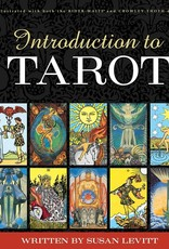 U.S. Games Systems, Inc. Introduction to Tarot Book