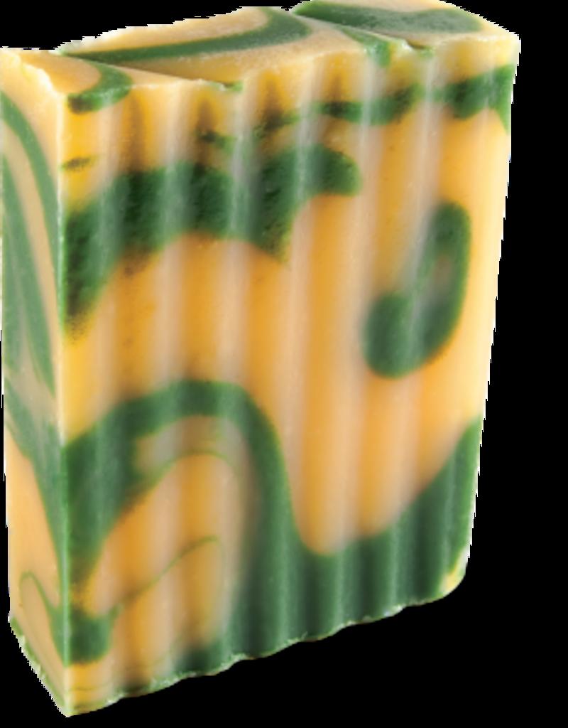 Indigo Wild Lemongrass Goat Milk Soap