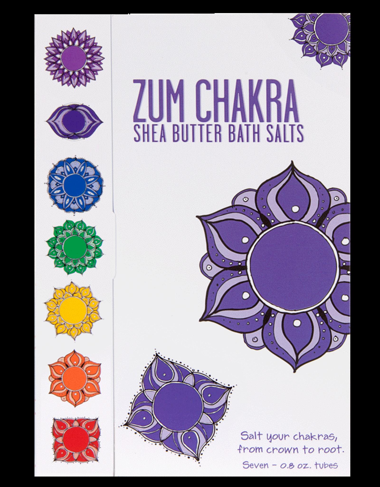 Indigo Wild Zum Chakra Shea Butter Bath Salts