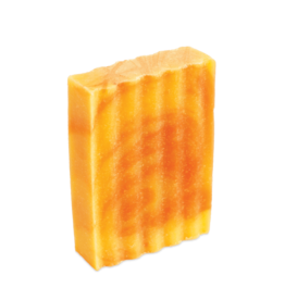 Indigo Wild Tangerine-Orange Goat Milk Soap