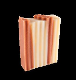 Sandalwood-Citrus Goat Milk Soap