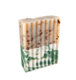 Indigo Wild Patchouli-Mint Goat Milk Soap