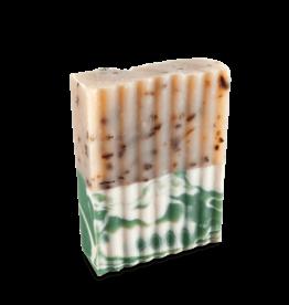 Indigo Wild Patchouli-Mint Goat Milk Soap