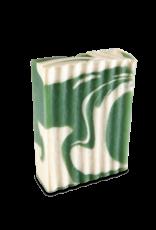 Indigo Wild Mint Goat Milk Soap