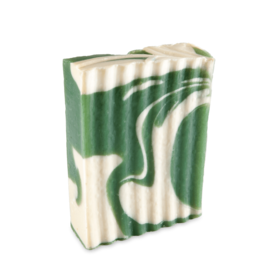 Indigo Wild Mint Goat Milk Soap