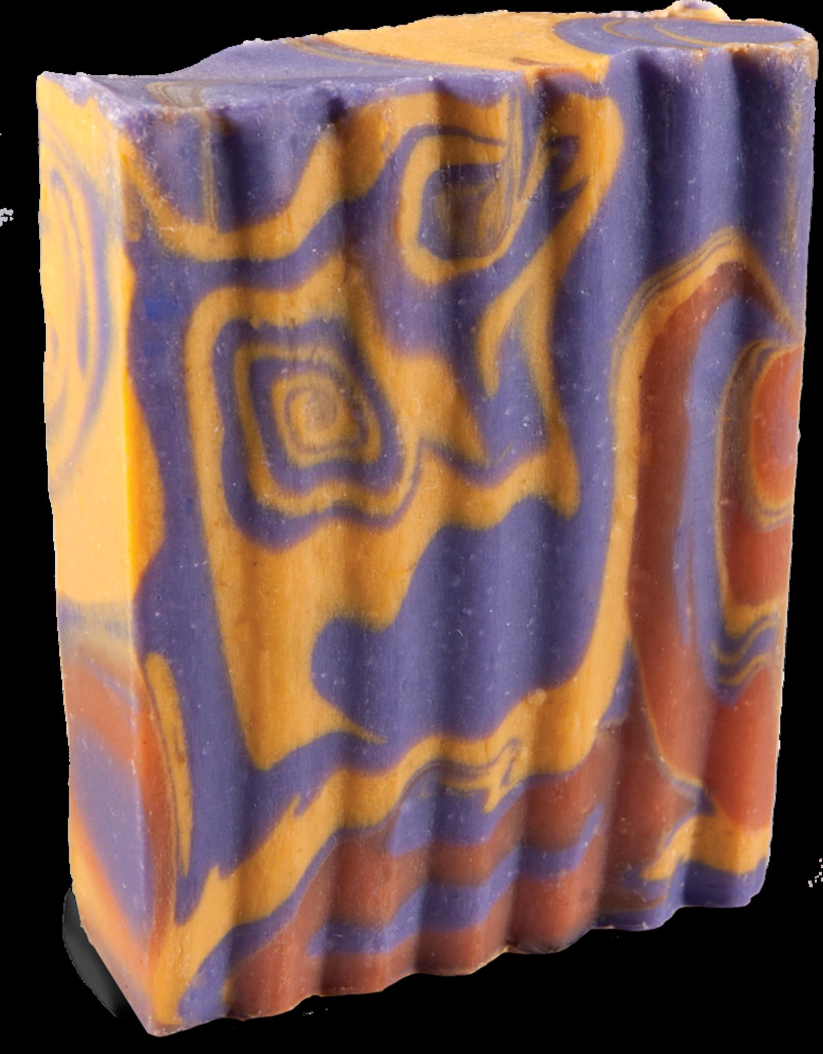 ZUM Lavender-Lemon & Patchouli Goat Milk Soap