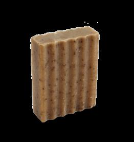 Coffee-Almond Goat Milk Soap