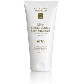 Eminence Organic Skin Care Lilikoi Mineral Defense Sport Sunscreen SPF 30