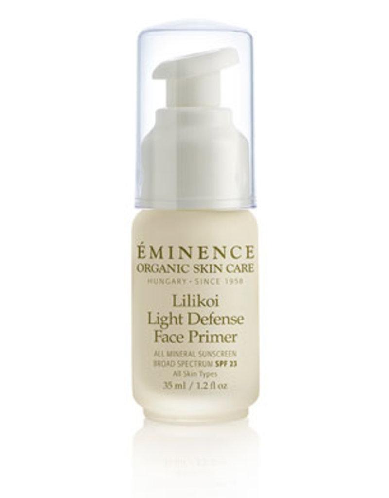 Eminence Organic Skin Care Lilikoi Light Defense Face Primer SPF 23