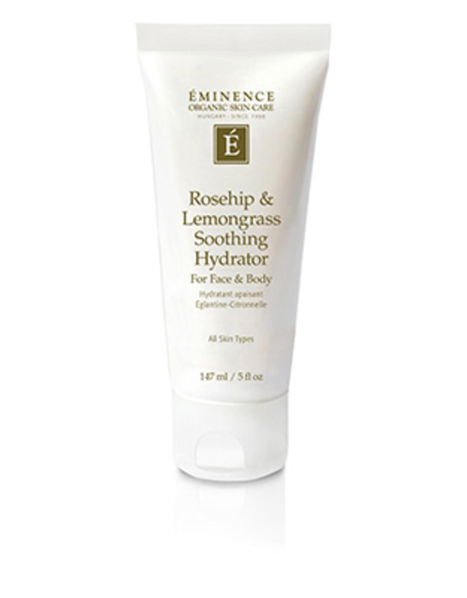 Eminence Organic Skin Care Rosehip & Lemongrass Soothing Hydrator for Face & Body*