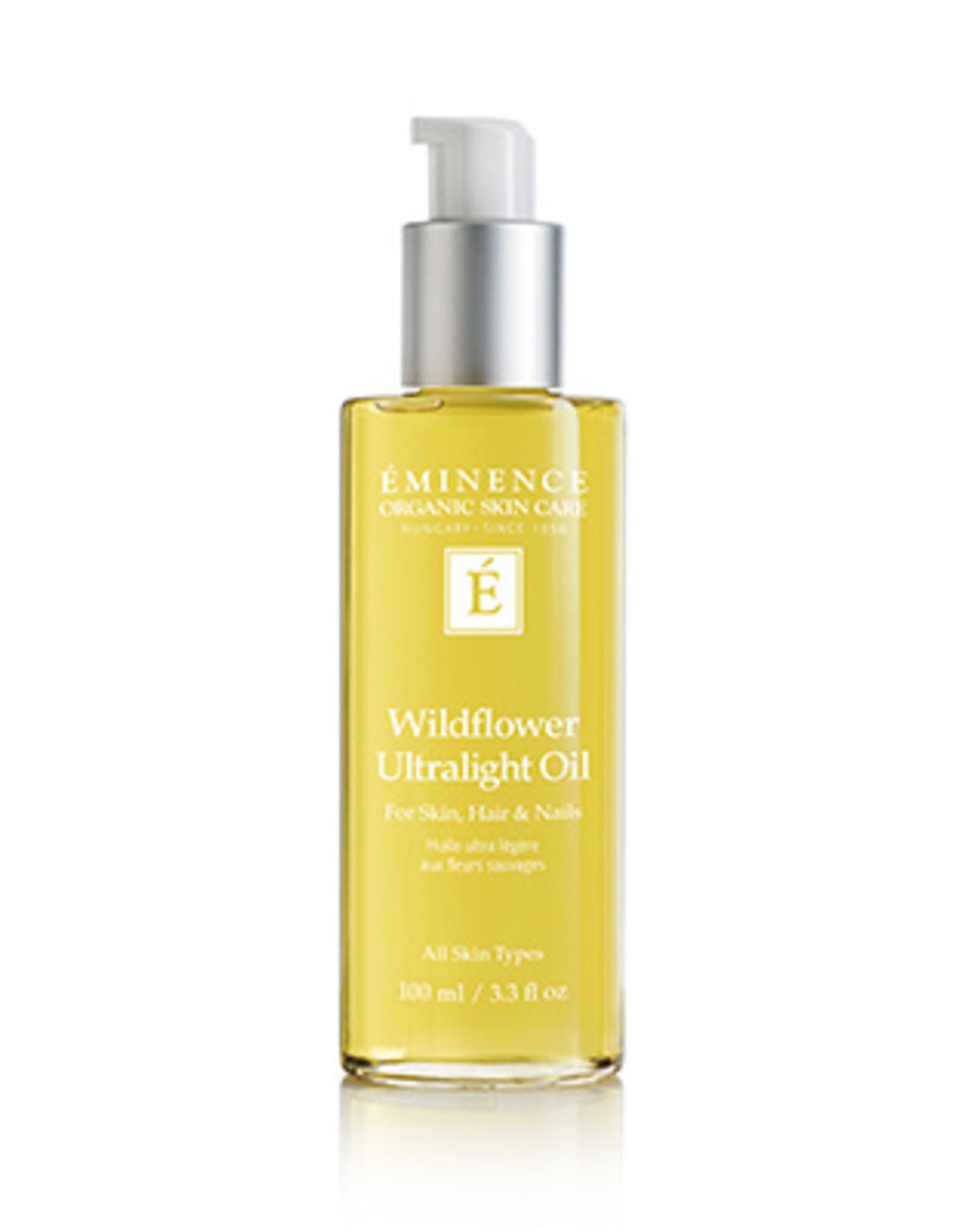 Eminence Organic Skin Care Wildflower Ultralight Oil