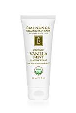 Eminence Organic Skin Care Vanilla Mint Hand Cream