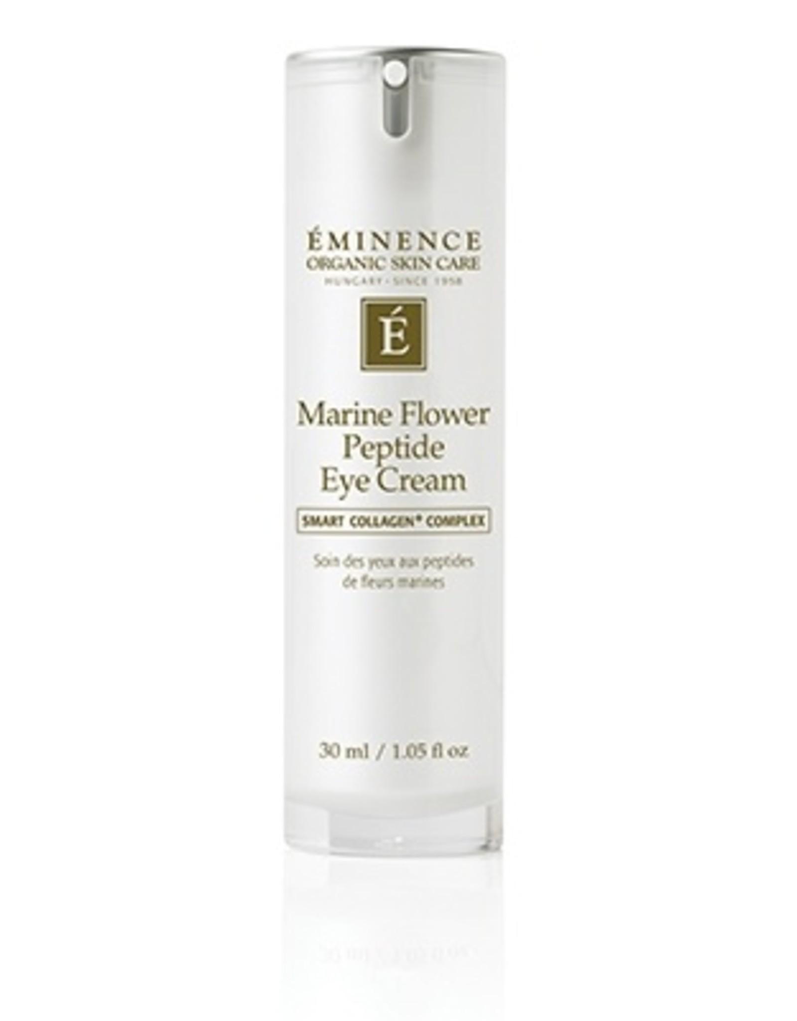 Eminence Organic Skin Care Marine Flower Peptide Eye Cream