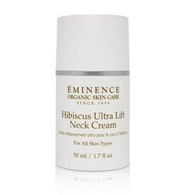 Eminence Organic Skin Care Hibiscus Ultra Lift Neck Cream