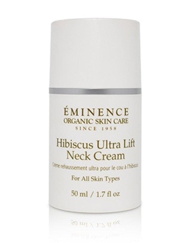 Eminence Organic Skin Care Hibiscus Ultra Lift Neck Cream