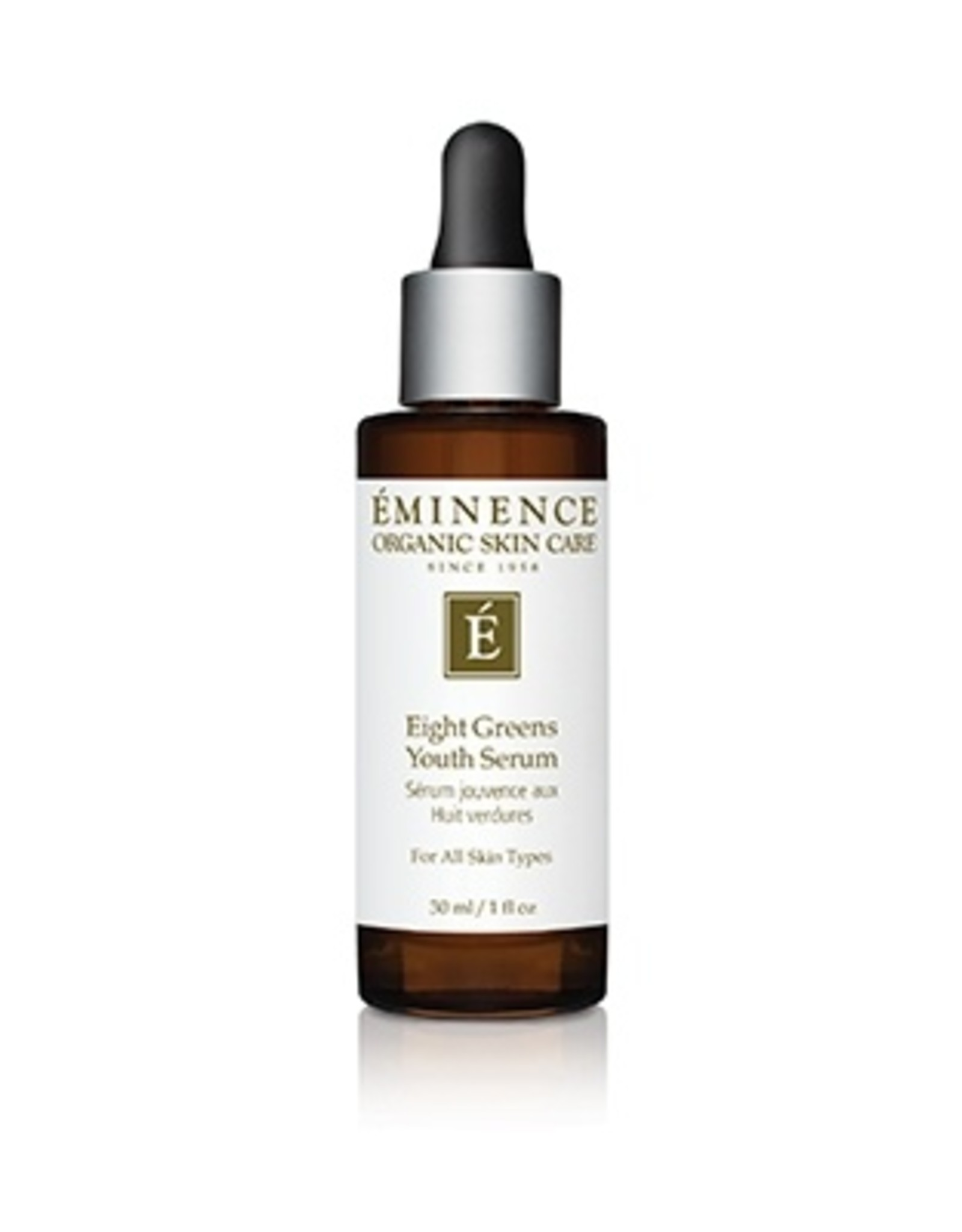 Eminence Organic Skin Care Eight Greens Youth Serum