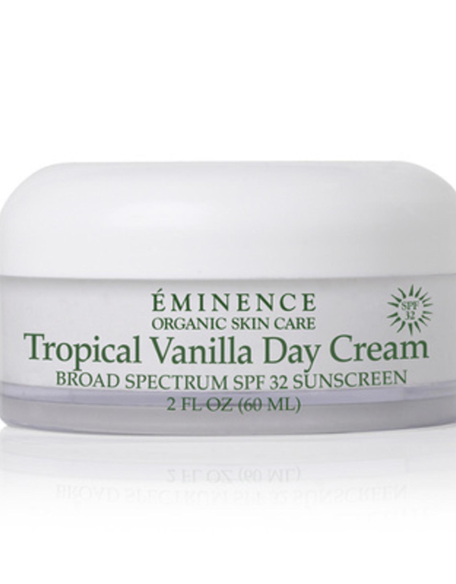 Eminence Organic Skin Care Tropical Vanilla Day Cream SPF 32