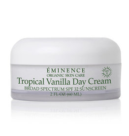 Eminence Organic Skin Care Tropical Vanilla Day Cream SPF 32