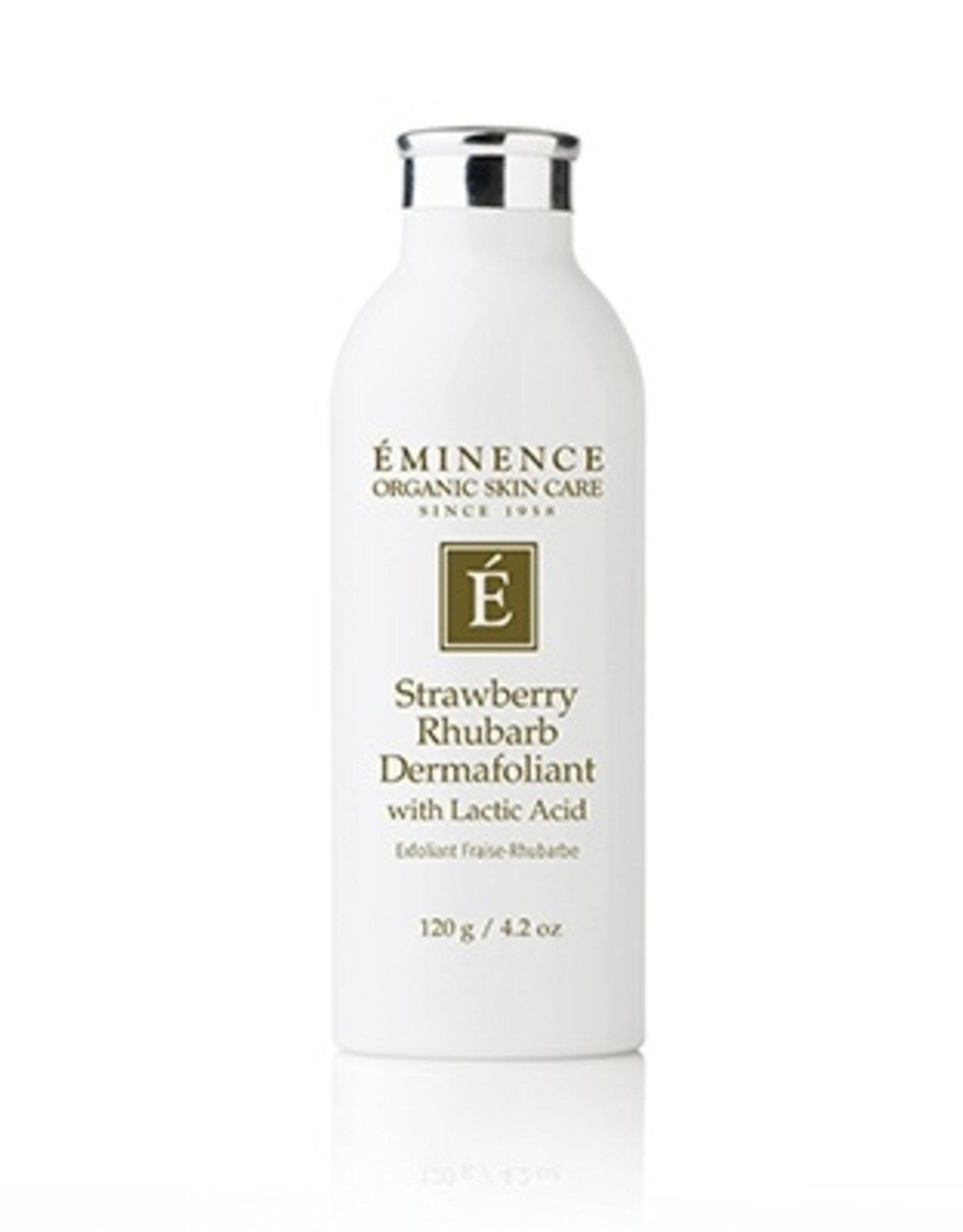 Eminence Organic Skin Care Strawberry Rhubarb Dermafoliant