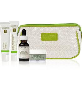Eminence Organic Skin Care Bright Skin Starter Set