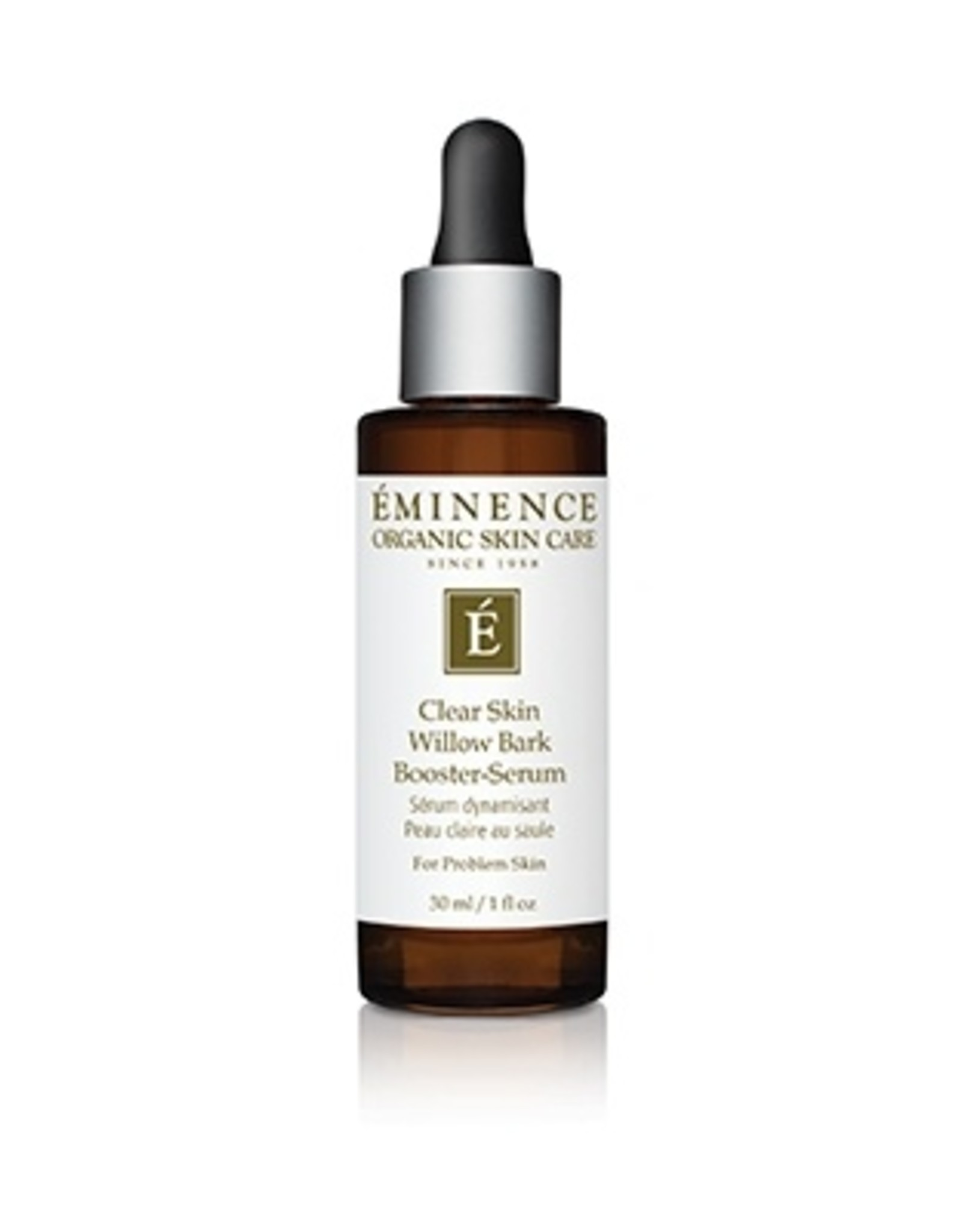 Eminence Organic Skin Care Clear Skin Willow Bark Booster-Serum