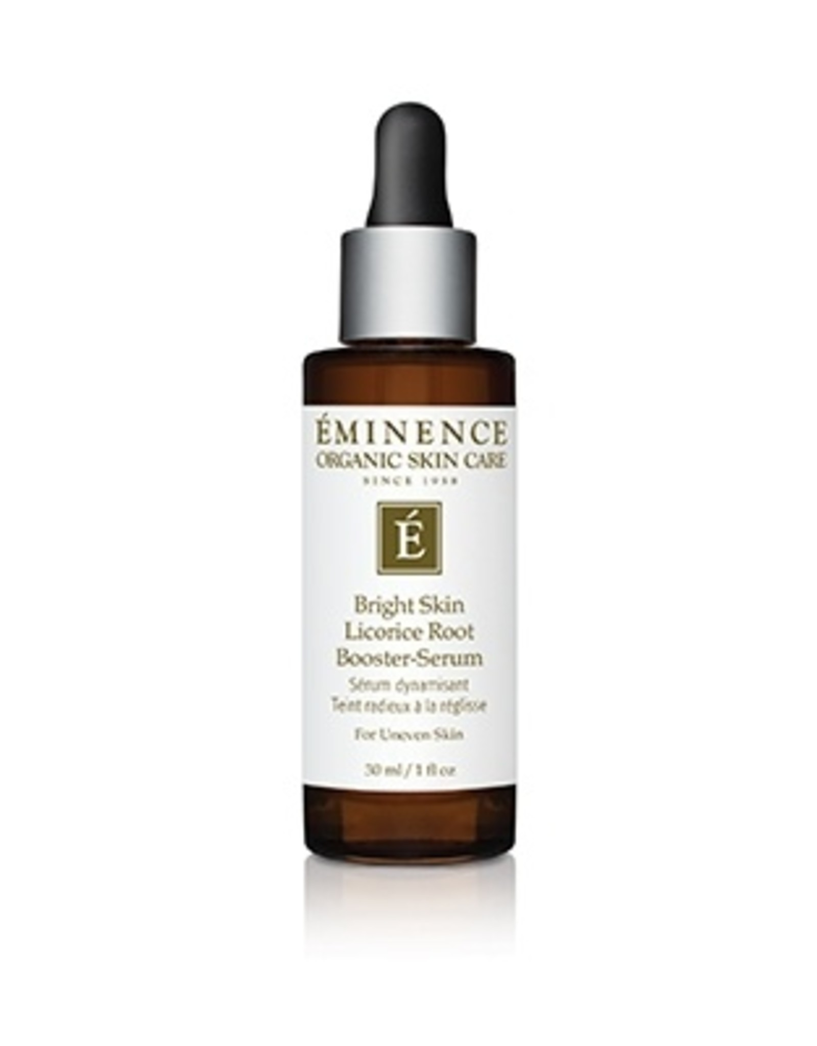 Eminence Organic Skin Care Bright Skin Licorice Root Booster-Serum