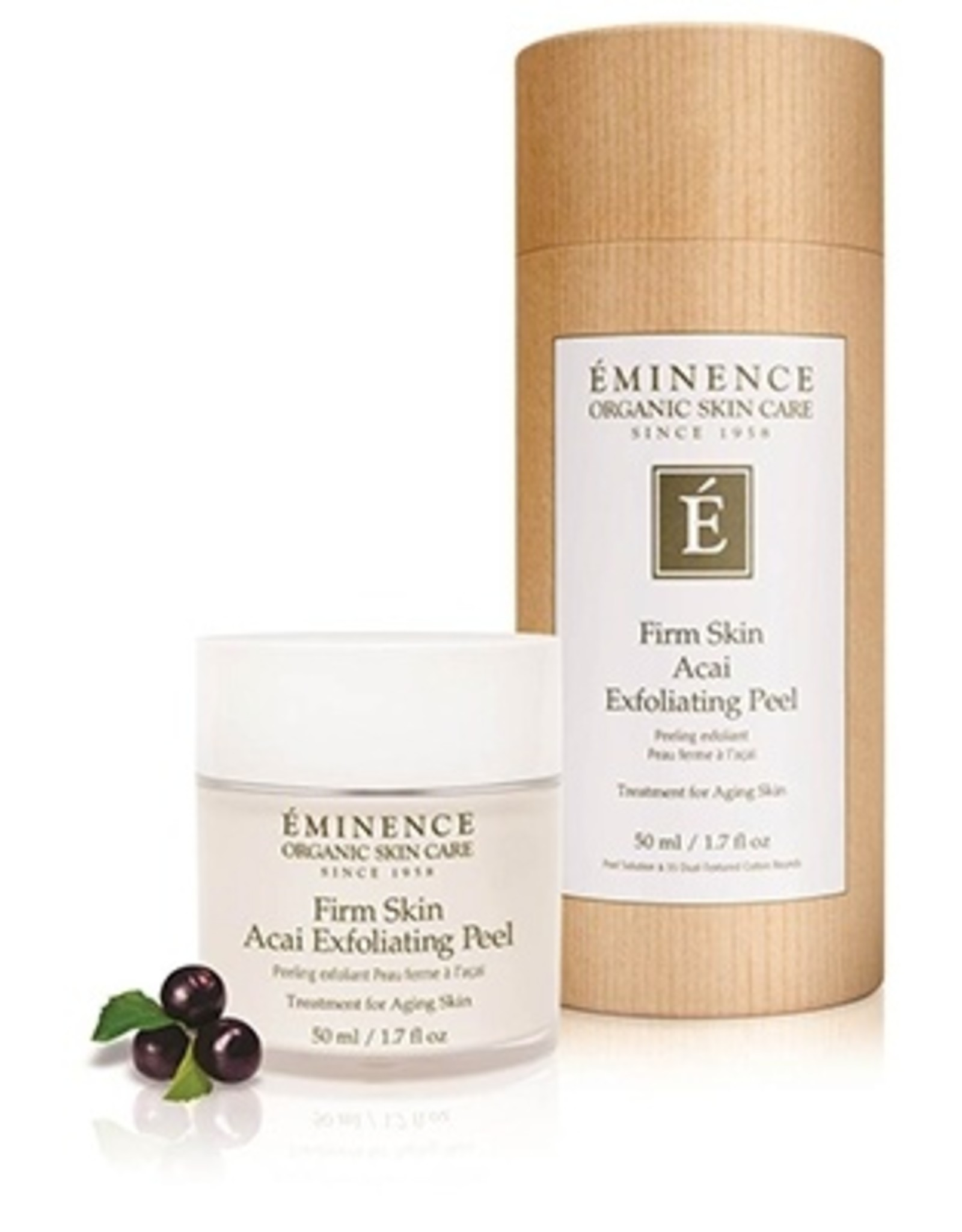 Eminence Organic Skin Care *Firm Skin Acai Exfoliating Peel