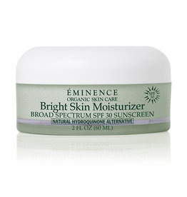 Eminence Organic Skin Care Bright Skin Moisturizer SPF 30