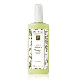 Eminence Organic Skin Care Lime Refresh Tonique