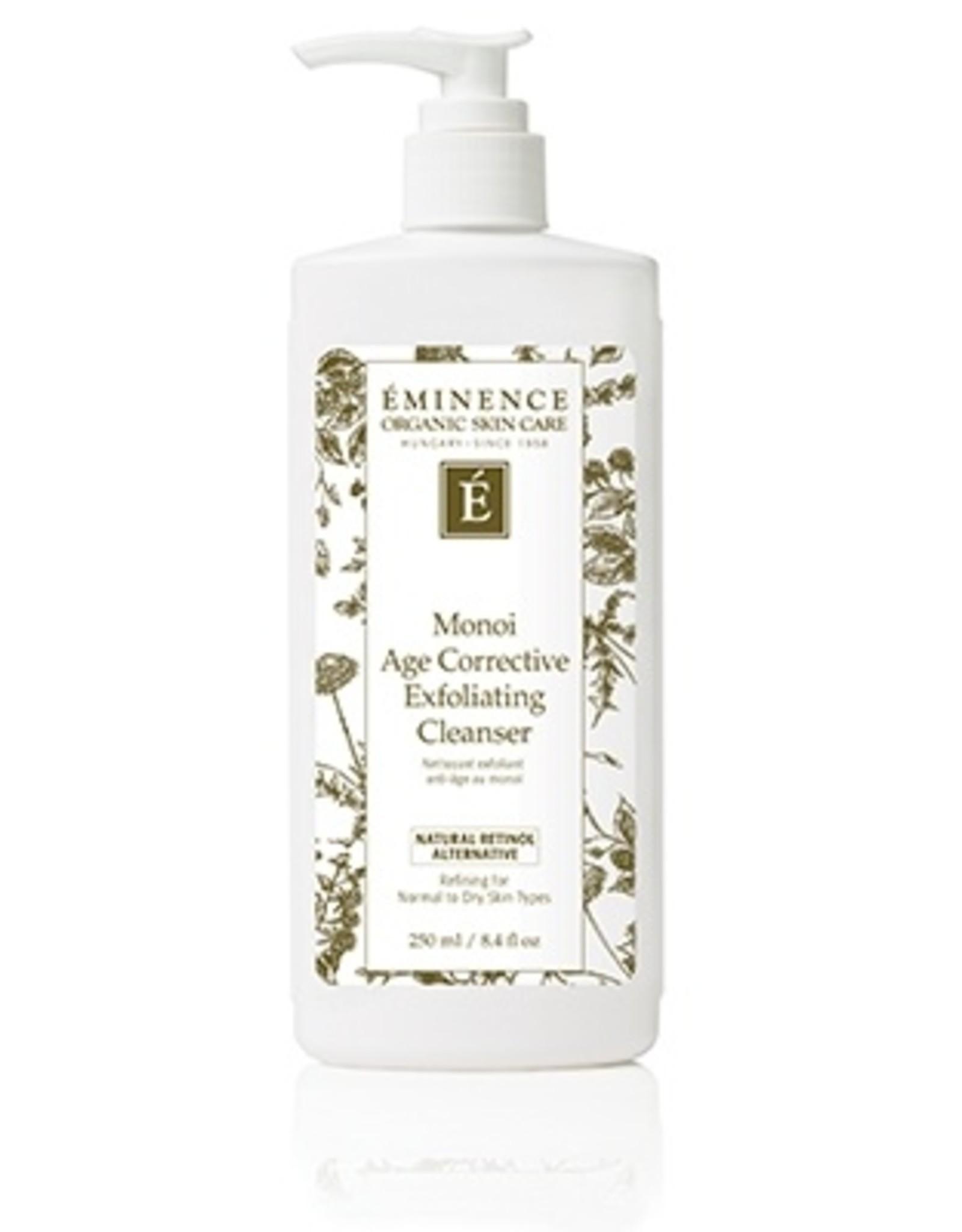 Eminence Organic Skin Care Monoi Age Corrective Exfoliating Cleanser