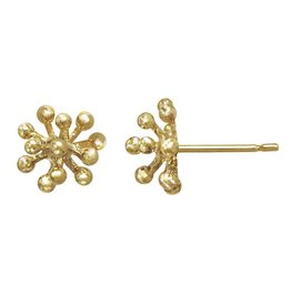 Rebecka Froberg Dandelion Stud Earrings