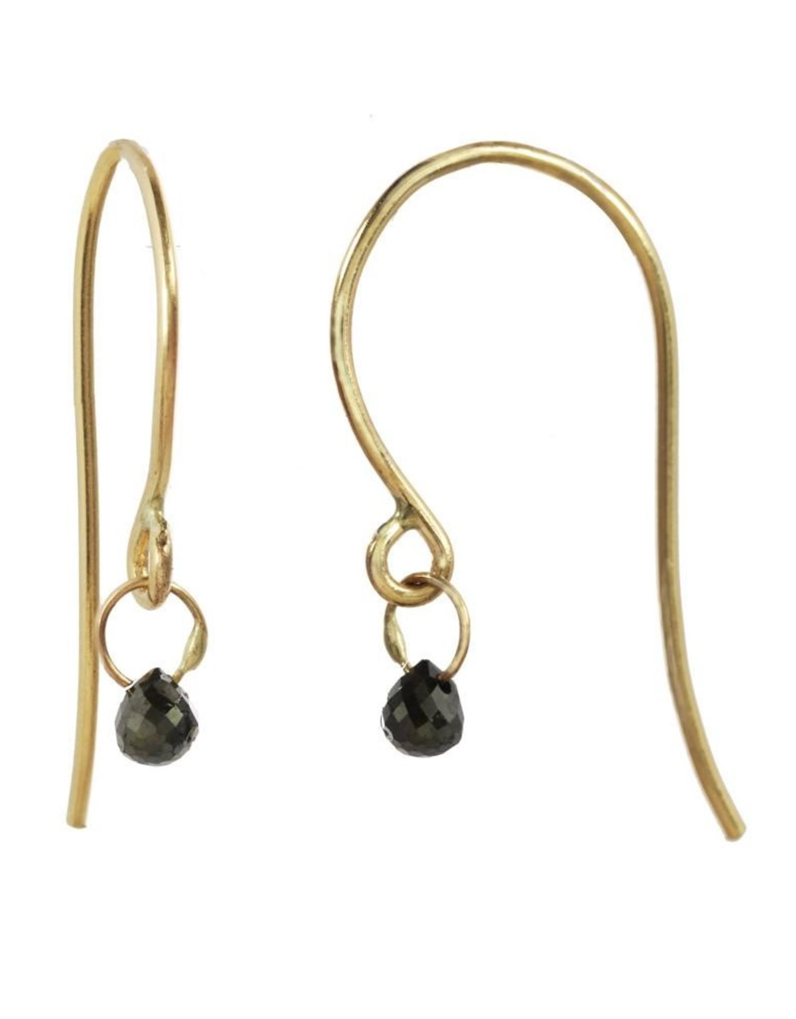 Rebecka Froberg Tiny Constellation Drop Dangle Earrings