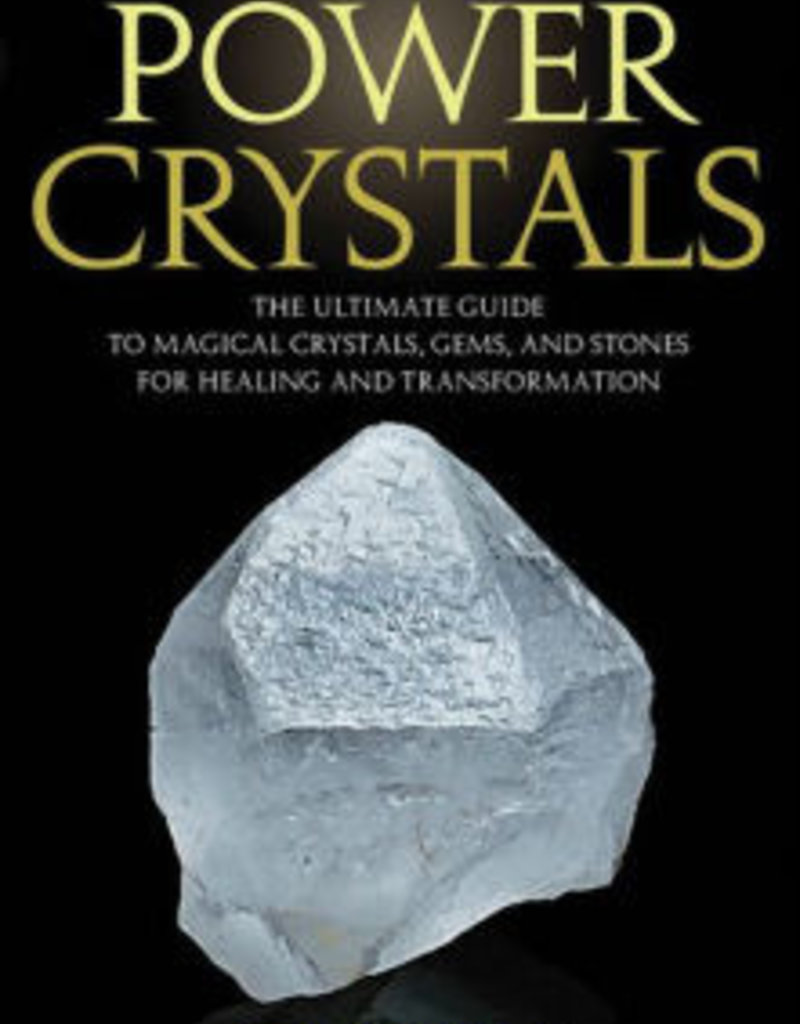 Hachette Book Group 101 Power Crystals