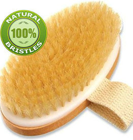 Sponges Direct Palm Held Body Brush