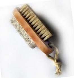 Nail Brush with Pumice