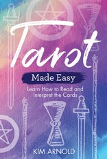 Penguin Random House Tarot Made Easy: Learn How to Read and Interpret the Cards