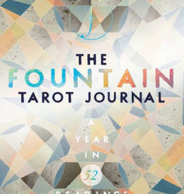 Penguin Random House The Fountain Tarot Journal: A Year in 52 Readings