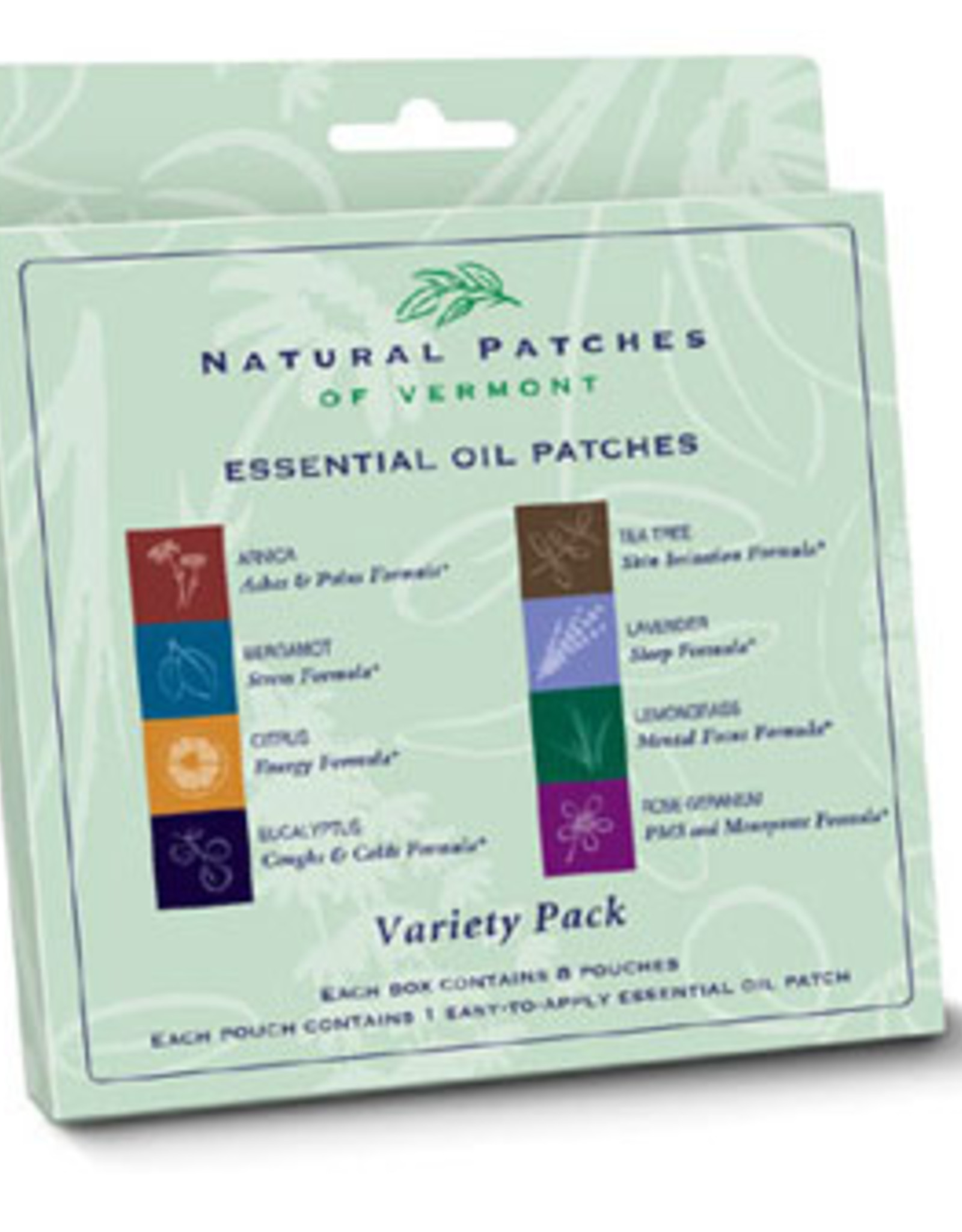 Natural Patches of Vermont Variety Pack *6