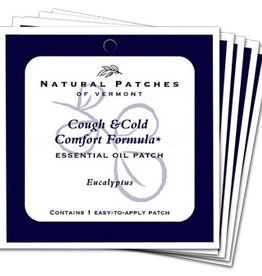 Soothing Coughs & Colds Formula Single Patch