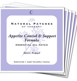 Natural Patches of Vermont Appetite Control & Support