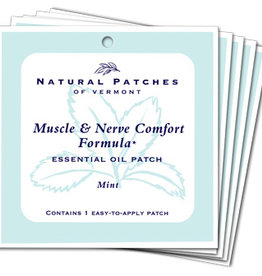 Natural Patches of Vermont Mint / Muscle & Nerve Comfort Formula