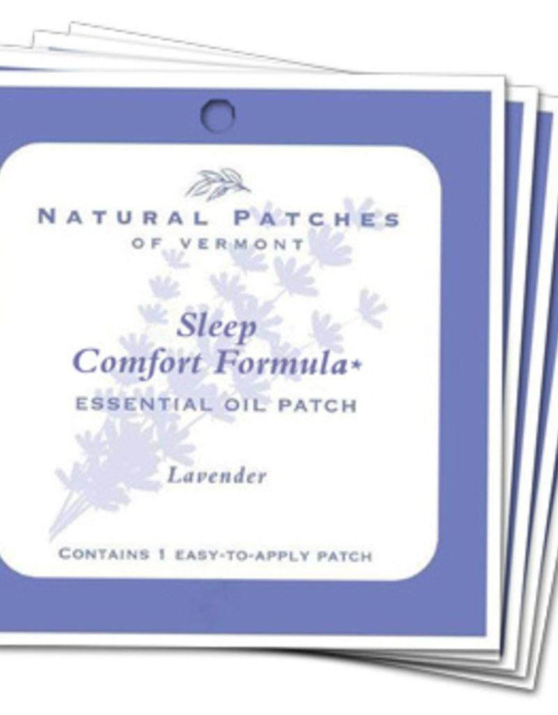 Natural Patches of Vermont Sleep Comfort Formula