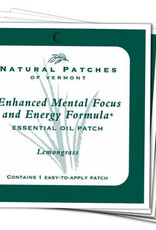 Natural Patches of Vermont Enhanced Mental Focus + Energy Formula