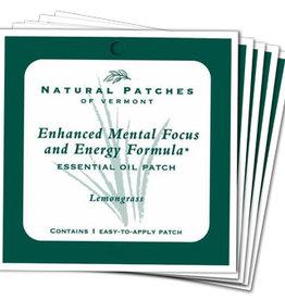 Enhanced Mental Focus + Energy Formula