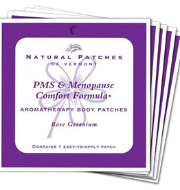 Natural Patches of Vermont PMS & Menopause Comfort Formula