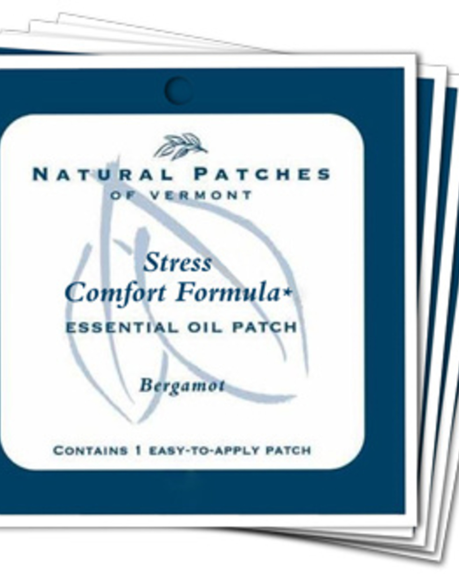 Natural Patches of Vermont Calming Stress Formula