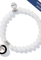 Moonglow Moonstone Beaded Bracelet